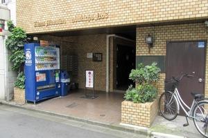 ライオンズマンション歌舞伎町第3のエントランス
