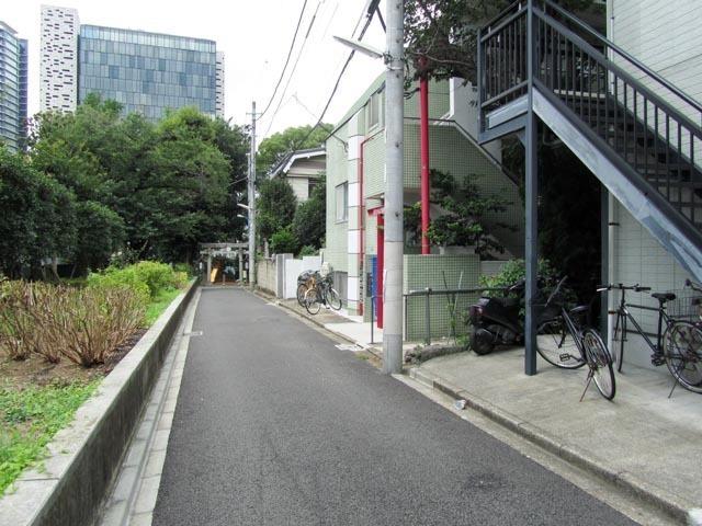 ランドピア新宿の外観