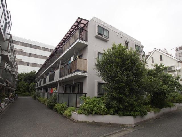 キャニオンマンション第2加賀町の外観