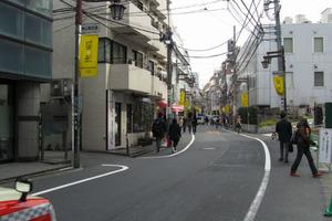 日興パレス渋谷の外観