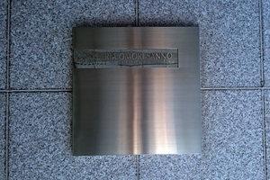 コンシェリア大森山王の看板
