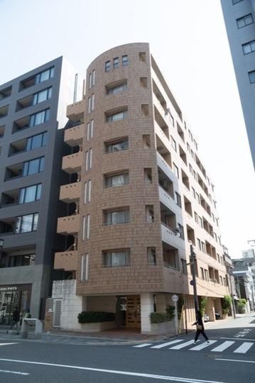 アスコットパーク錦糸町北斎通りの外観