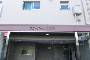 サニーコーポ五反田の看板
