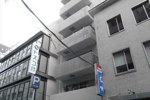 オープンレジデンシア日本橋人形町の外観
