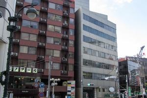 ノア渋谷の外観