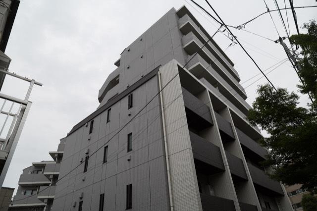 ステージグランデ新桜台の外観