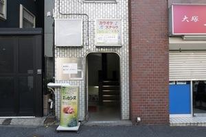 第30東京ビルのエントランス