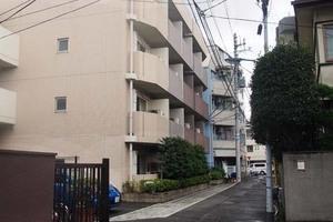 ドルチェ東京上十条の外観