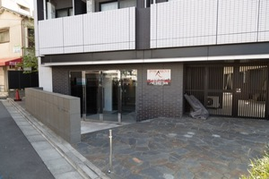 セジョリ大泉学園2のエントランス