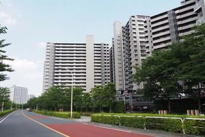 東京フロンティアシティアーバンフォートの外観