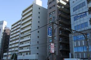 ライオンズマンション西早稲田シティの外観