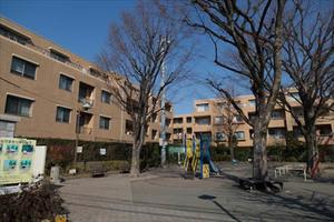 マスターズガーデン世田谷桜の外観