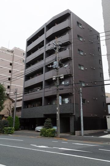 フェニックス永福町弐番館の外観