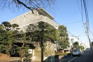 徳川山パークマンションの外観