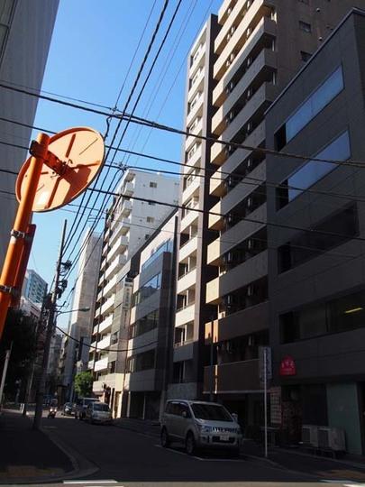 アプレシティ日本橋小伝馬町の外観