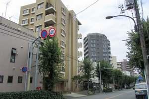 モンファイエ目黒本町の外観