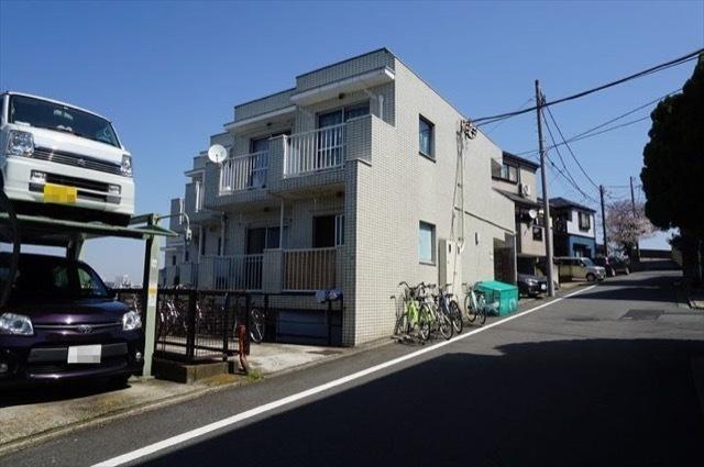 フレンドポート横浜第10の外観