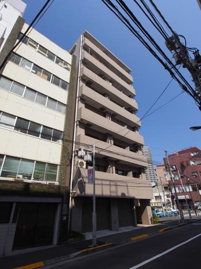 ロイヤルパレス大塚駅前の外観