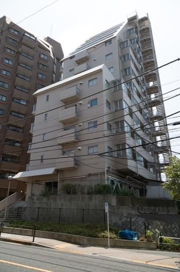 豊島園パークマンションの外観