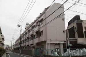 四谷軒第1経堂シティコーポの外観