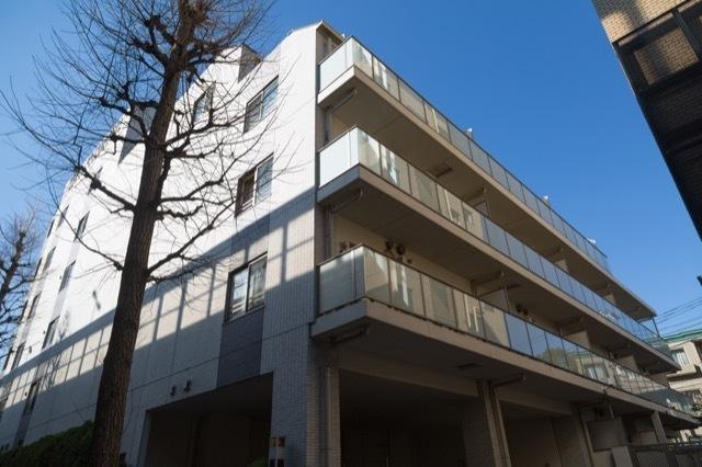 オープンレジデンシア桜新町の外観