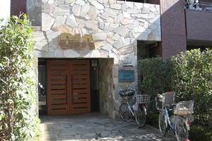 ダイアパレス南砂町仙台堀川公園2のエントランス