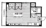 三田桜台コーポの間取り
