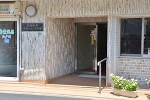 京成小岩駅前グリーンプラザのエントランス