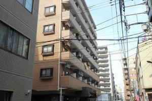 ライオンズマンション錦糸町第8の外観