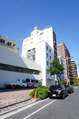 東神奈川クインビルの外観