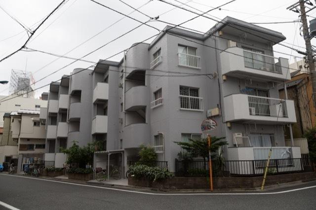 三田桜台第4コーポの外観