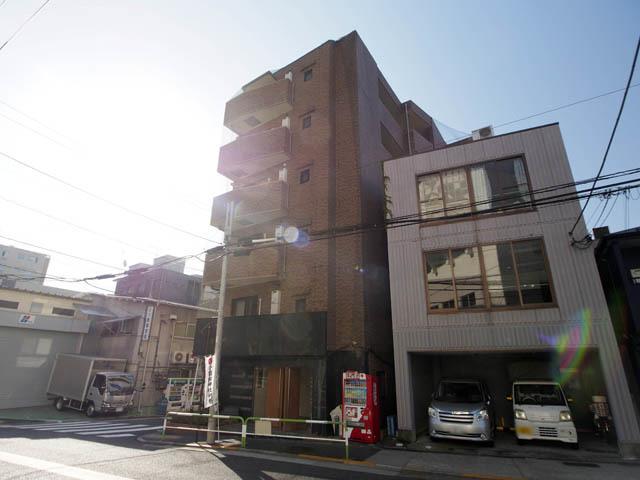 ロアール文京江戸川橋の外観