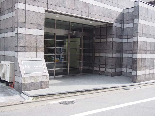 VIP(ヴィップ)日本橋浜町のエントランス