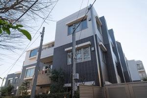 代田パークハウスの外観