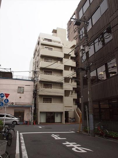 ストーク東神田の外観