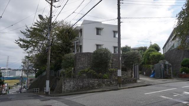 コートハウス藤が丘の外観