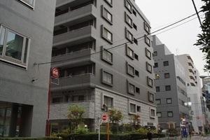 インフィニティ三田の外観