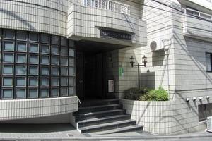 ベルパークシティ西新宿のエントランス
