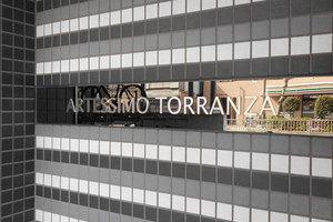 アルテシモトランザの看板