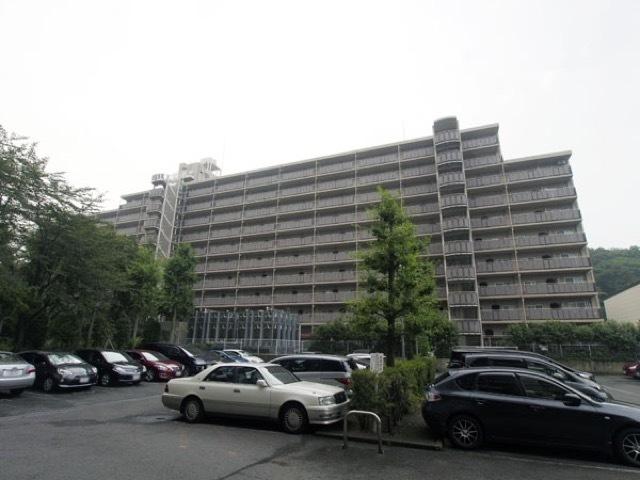 小豆沢パークファミリア(A棟・B棟)の外観