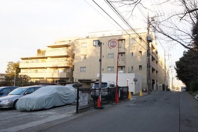 リビオ宮崎台コンフォーティアの外観