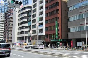 アクセス西新宿の外観