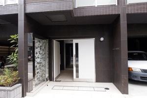 メイクスデザイン板橋本町のエントランス