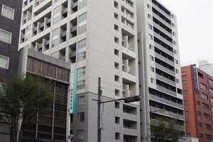 グランドメゾン東日本橋の外観