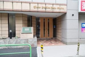 ライオンズステーションプラザ江古田のエントランス