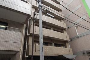 菱和パレス飯田橋駅前の外観