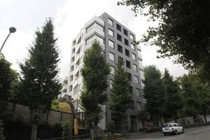 シティハウス文京目白台の外観