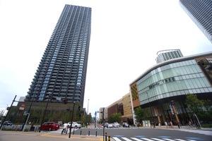 シティタワー武蔵小杉の外観