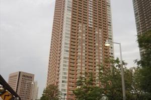 芝浦アイランドグローヴタワーの外観