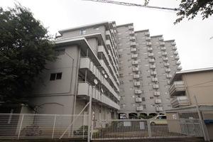 第1上板橋サンライトマンション(A棟・B棟)の外観